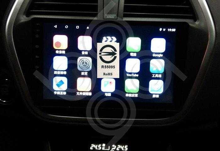 Suzuki SX4 -10吋安卓專用機.九九汽車音響(台南市-東門店).公司貨保固一年