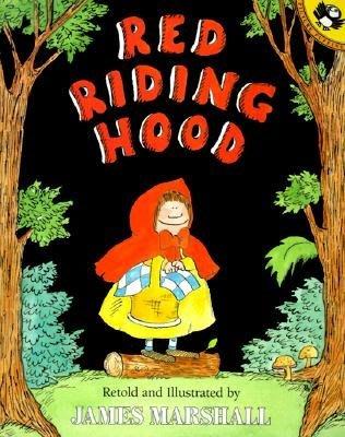 *小貝比的家*RED RIDING HOOD/平裝/7~12歲/童話故事 Fairy Tale