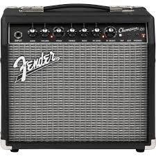 [匯音樂器音樂中心] FENDER Champion 20瓦 電吉他音箱