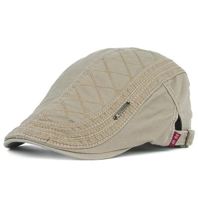 春秋冬季新款時尚休閒男女士貝雷帽正韓鴨舌帽前進帽牛仔帽