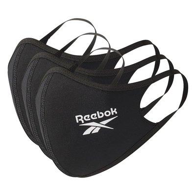 全新 Reebok 透氣環保 口罩 WASH. DRY. REUSE 字樣可100% 洗滌並重複使用