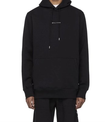 1017 ALYX 9SM visual Classic logo hoodie 帽T