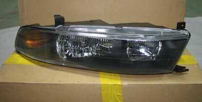 GALANT 三菱 Mitsubishi 98-02年-正廠大燈,另有LANCER凌帥後燈、後視鏡、福利卡大燈、側燈