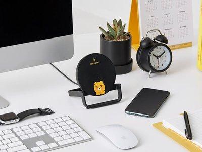 全新 韓國代購 Kakao Friends Ryan Wireless Charging Stand 無線充電器 正品 預購(旺角門市交收)預購貨品請先入數