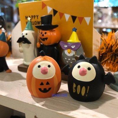 日本Decole concombre加藤真治療癒商品2018年萬聖節大集合紀念攝影3點入Happy Halloween