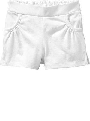 【Julia Shop 全新現貨】OLD NAVY小女童Pull-On Jersey短褲 / 3T