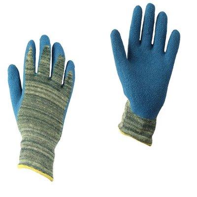 進口隔熱手套 防水耐高溫工業勞保耐磨250度防燙薄款五指靈活防割- -獨品飾品吧☂
