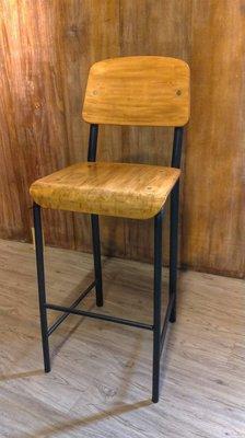 【找椅子】工業風復古風 似LOFT系列 Standard chair 吧椅 台灣製