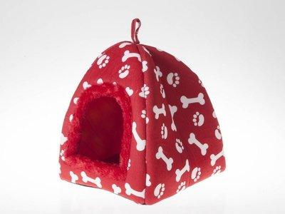 帳篷形狀立體蒙古包 寵物窩寵物床 寵物...