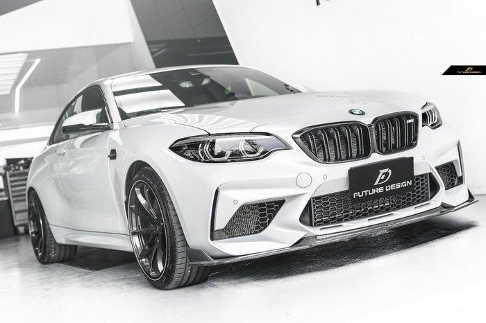 【政銓企業有限公司】BMW F87 M2C 專用 FDGT 高品質 抽真空 卡夢 前下巴 免費安裝 現貨供應 保固兩年