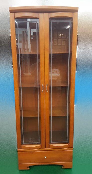【宏品二手家具館】中古家具 家電 B40204*實木色書櫃* 書架 雜誌櫃 收納櫃 展示櫃 中古傢俱拍賣