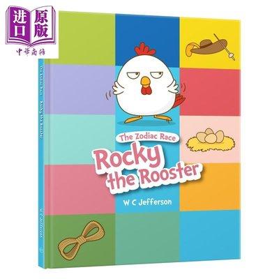 十二生肖:公雞 The Zodiac Race:  Rocky The Rooster 香港務 WC Jefferson