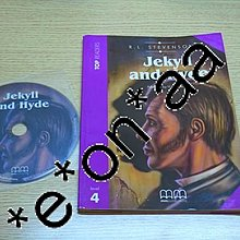 Jekyll and Hyde (STUDENT'S BOOK + AUDIO CD) MM PUB