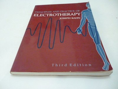 Principles and Practice of Electrotherapy》ISBN:0443089191│Churchill Livingstone