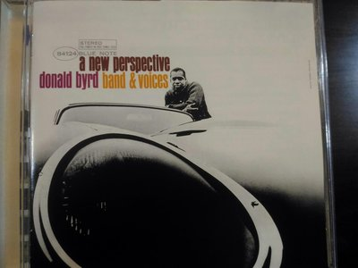 Donald Byrd ~ A NEW Perspective。