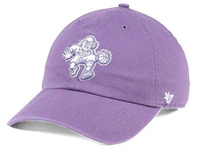 47 Forty Seven Brand NBA 費城76人 CAP 藕紫 全新 現貨
