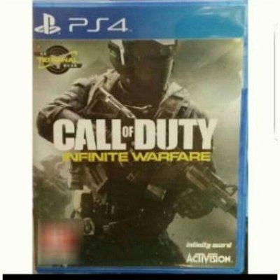 PS4遊戲 決勝時刻無盡戰爭 COD 決勝時刻 無盡戰戰爭 中文版 PS4 (實體光碟) 非戰地風雲
