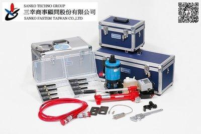 (三幸商事) AT-200DII 現場 植筋 鋼筋 膨脹螺絲 壁虎 螺桿 拉拔 拉伸 測試機 試驗機