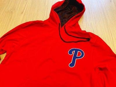 JFK Stitches Philadelphia Phillies 費城人費城人隊 MLB正品 紅底/藍LOGO配色
