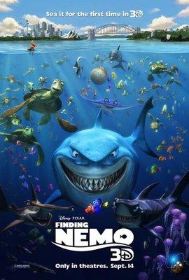 【藍光電影】海底總動員 Finding Nemo國粵語5.1,獨傢藍光首發版 5-064