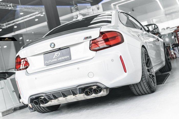 【政銓企業有限公司】BMW F87 M2C 專用 M Performance 款 高品質 抽真空 卡夢 後下巴 免費安裝