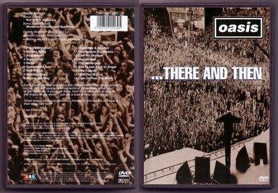 綠洲樂隊那里那時演唱會 Oasis There and Then (DVD)@XI31227