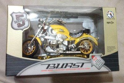 全新Burst 1:16合金摩托車