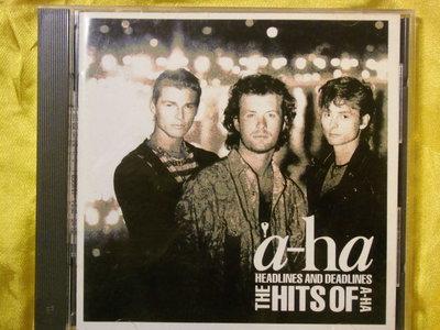 A-HA阿哈合唱團Headlines and Deadlines the Hit's of A-HA