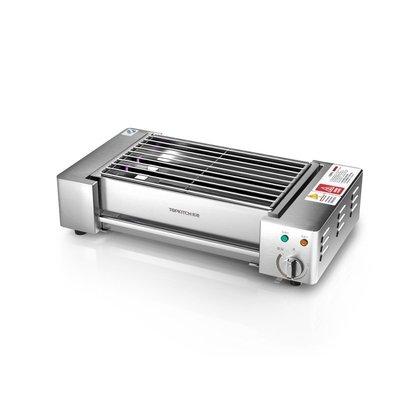烤爐拓奇燒烤爐家用商用電無煙室內烤生蠔羊肉串機爐子烤架電烤爐小型燒烤