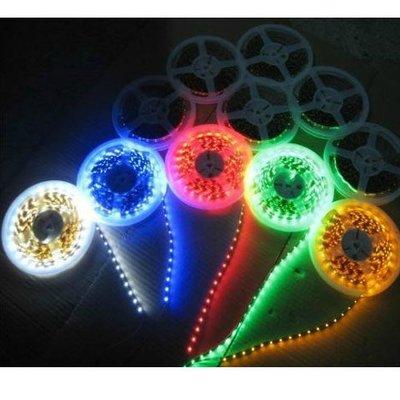 5Cgo 【批發】含稅會員有優惠10759863032 5050軟燈條防水紅黃藍綠白暖白每米60燈全新LED燈條[5米]