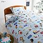~FUJIJO~日本存貨款~【SNOOPY史努比】日本製 日本西川 抗菌防臭防縮 單人被套+枕頭套2件式床組 2色 A款