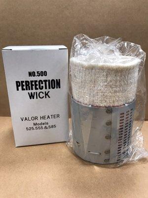 PERFECTION 500 750 525 VALOR WICK 500 煤油暖爐棉芯 油芯