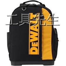含稅+刷卡/DWST81690-1【工具先生】DEWALT 得偉 工具收納背包.工具後背包.工程背包 強韌專業型收納背包