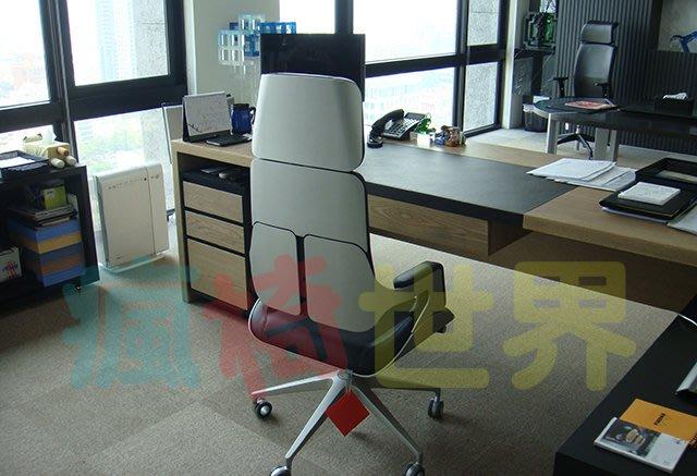 《瘋椅世界》OA辦公家具全系列 訂製高級主管桌  (董事長桌/老闆桌)3