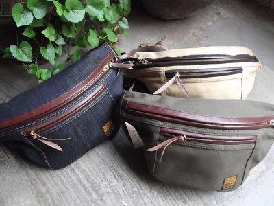 『Trophy clothing』Day trip bag  騎士側背包 騎士風格 日本製 工作風格