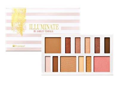 【goods好物】bh cosmetics Illuminate Ashley Tisdale聯名12色眼影+腮紅組盤