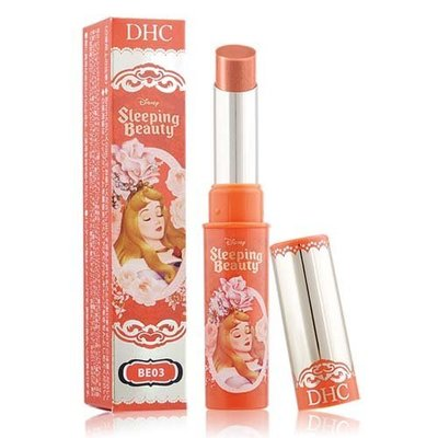 【現貨】DHC× Disney 聯名 潤色唇膏 BE03【4511413523414】訂單成立後🚚24h內⏰出