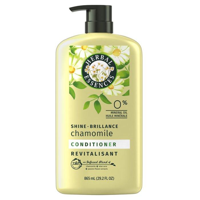 Herbal Essences | 草本精華Shine Collection 無矽靈潤髮乳 洋甘菊 865ml