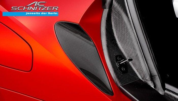 【樂駒】AC Schnitzer BMW i8 碳纖維 Carbon 車門 把手 輕量化 外觀 空力 套件 精品