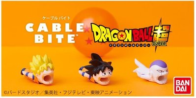 【日貨代購CITY】CABLE BITE x dragon ball 龍珠 超 IPHONE 收線器 3款 預購
