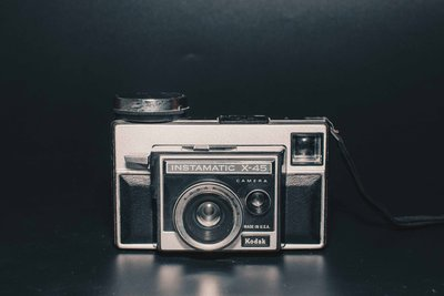 Kodak Instamatic X-45 #2 底片相機