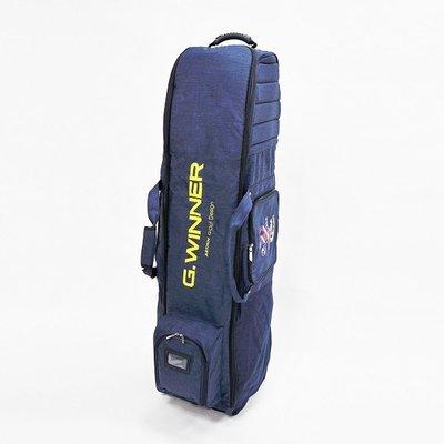 青松高爾夫 ARTINN G.Winner 航空摺疊滾輪保護袋(藍) $3200