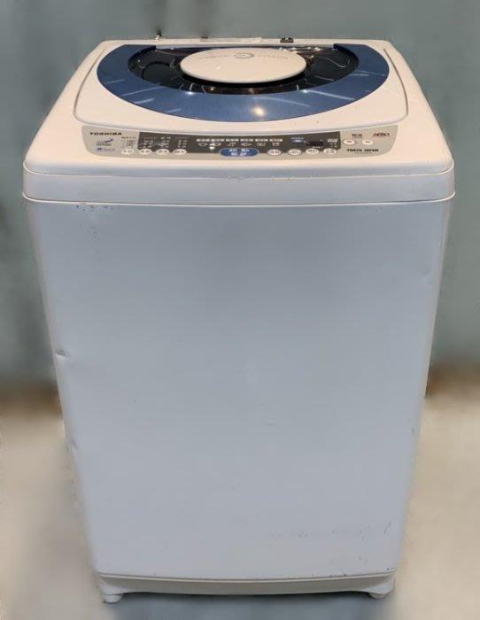 樂居二手家具(中)台中西屯二手傢俱買賣推薦 AM111911*東芝10KG洗衣機*中古電器拍賣 冷氣 冰箱 洗衣機 脫水