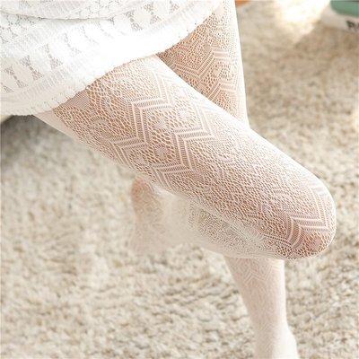 【新衣居】誠信長統襪 長襪 及膝襪 船襪 絲*新衣居*襪 性感鏤空蕾絲提花連褲襪顯瘦復古日系白色絲襪超薄透明打底襪子女
