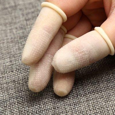 乳膠指套 (200只)-防滑防靜電無塵無粉手指套(顏色隨機出貨)73pp631[獨家進口][巴黎精品]