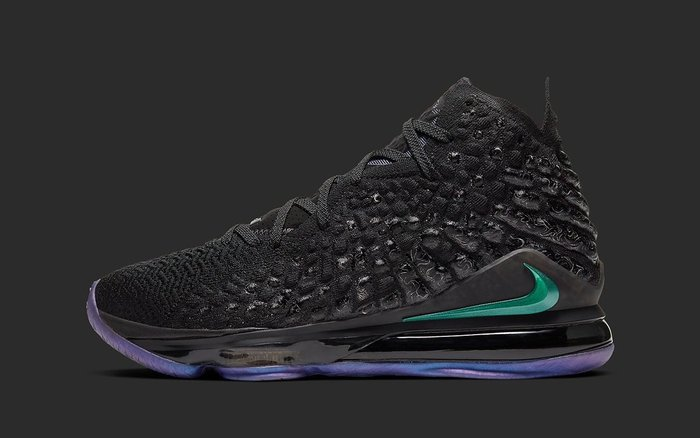 南◇2019 11月 The Nike LeBron 17 Currency Bq3178-001 黑色 LBJ 籃球鞋