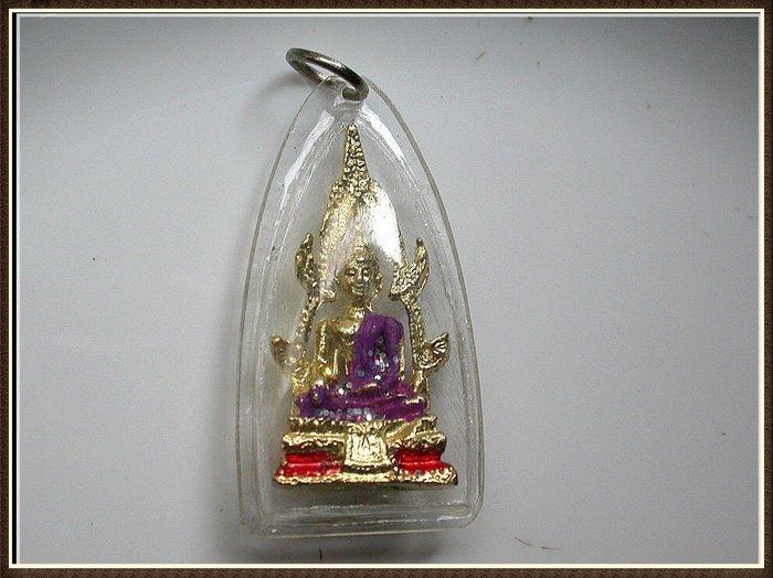 【雅之賞|藏傳|佛教文物】*特賣*泰國佛牌~Q661