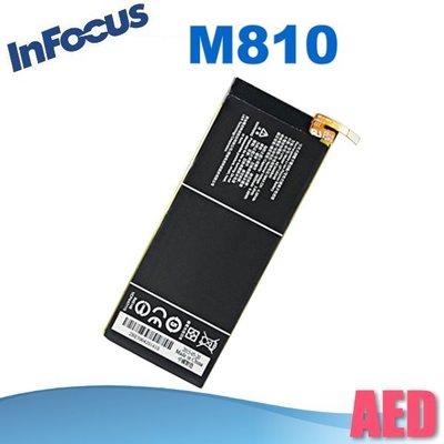 ⏪ AED ⏩ InFocus M810 電池 全新品 手機電池 手機維修 保養