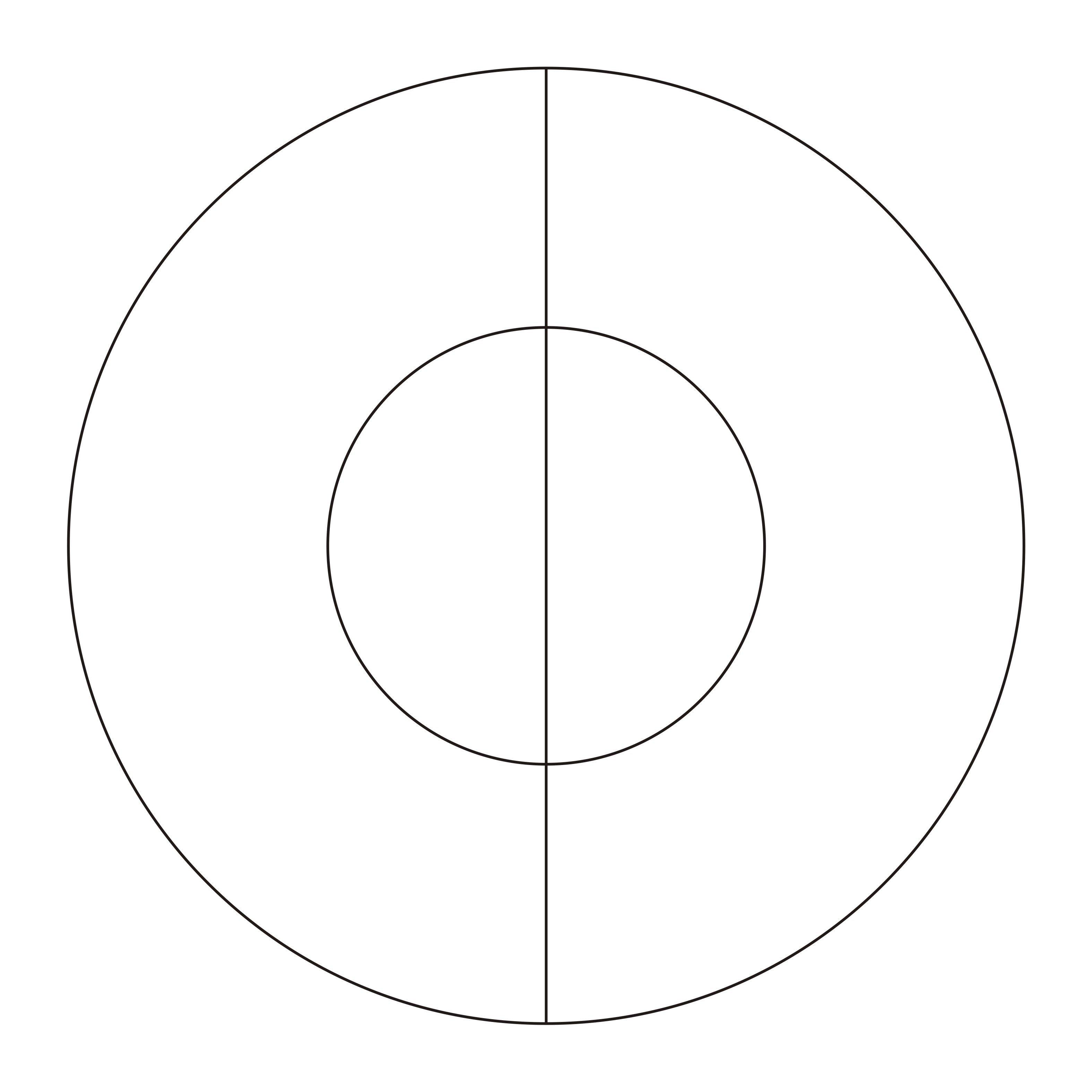 客製化 訂製品  圓形壓克力 2mm白色壓克力板 雷射切割