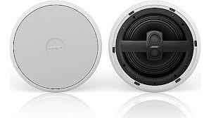《 三重-麇囷音響 》BOSE Virtually Invisible® 791 天花板/牆壁 崁入式喇叭,圓形